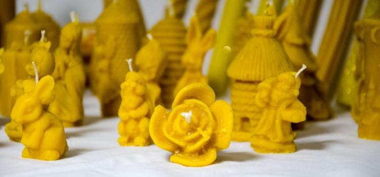 Svijeće od pčelinjeg voska